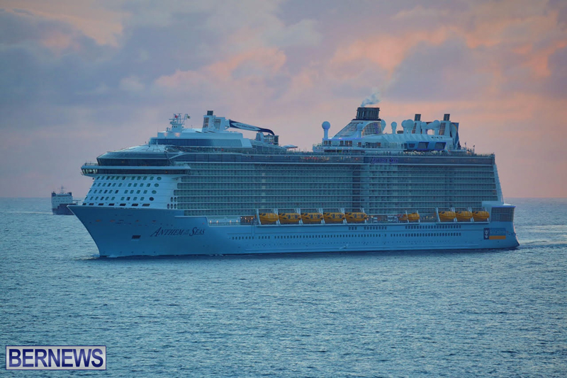 Anthem of the Seas Bermuda May 2 2016 (7)