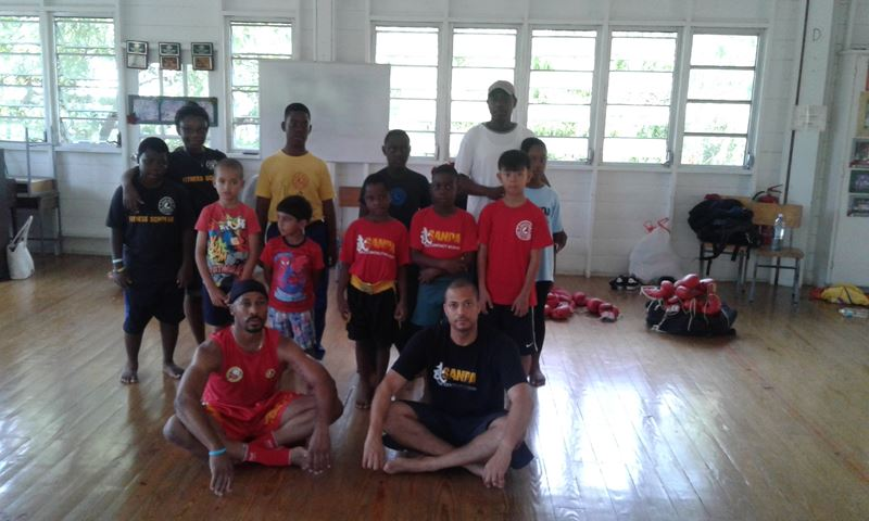 Barbados Wushu Taichi Federation (4)
