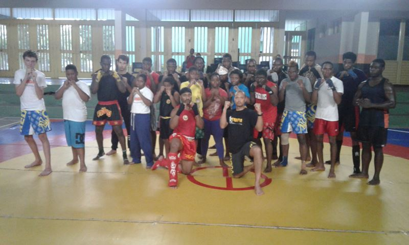 Barbados Wushu Taichi Federation (5)