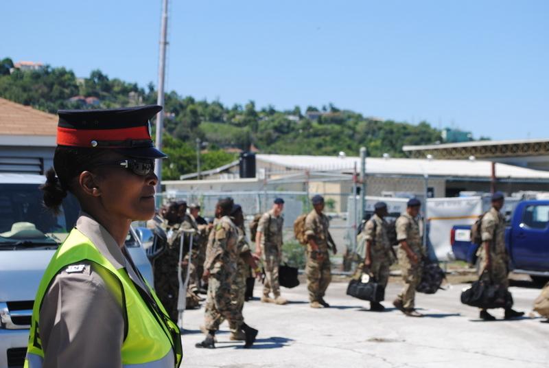 Bermuda Regiment May 2016 (4)