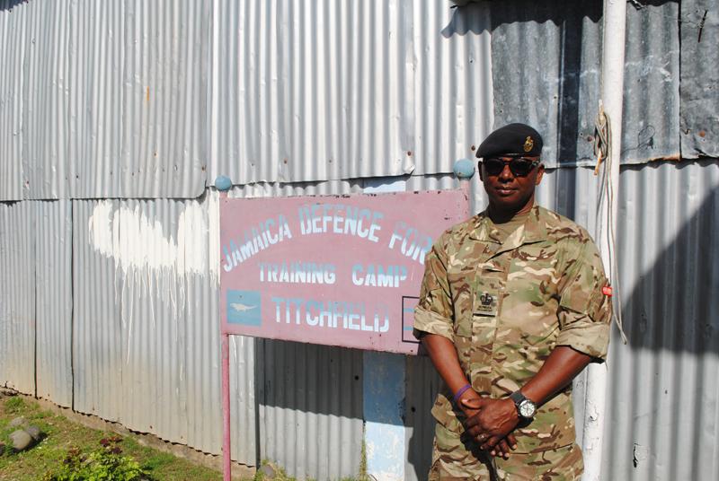 Bermuda Regiment May 4 2016 DSC_4892