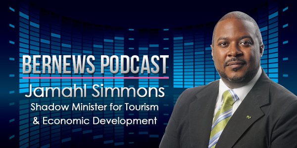 Bernews Podcast with Jamahl Simmons