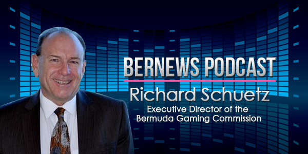 Bernews Podcast with Richard Schuetz