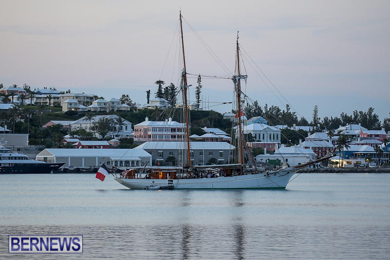 French Tall Ship FS Etoile Bermuda, May 10 2016-2