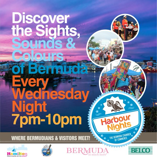 Harbour Nights Bermuda May 4 2016