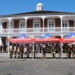 Jamaica regiment training (1)