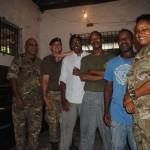 Jamaica regiment training (10)