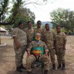 Jamaica regiment training (16)