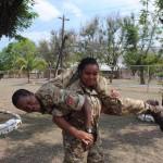 Jamaica regiment training (17)