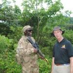 Jamaica regiment training (24)