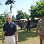 Jamaica regiment training (25)