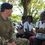 Jamaica regiment training (3)