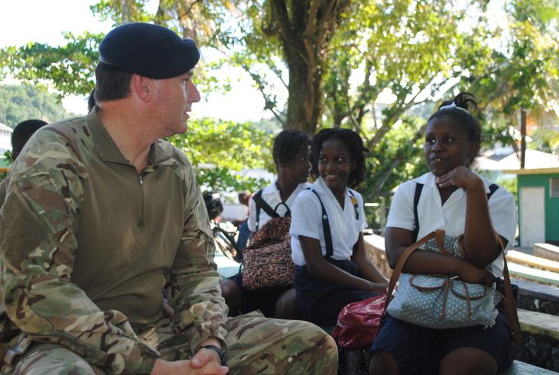 Jamaica-regiment-training-3