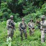Jamaica regiment training (5)