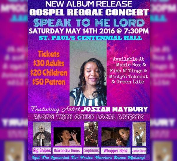 Josian Maybury Bermuda May 5 2016