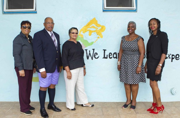 Junior Minister at Bay School Bermuda May 31 2016