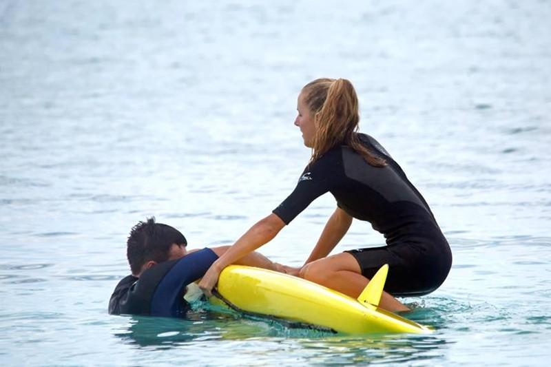 Lifeguard training (6)
