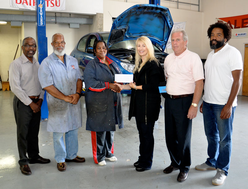 New Scholarship for Tradeswomen at Bermuda College