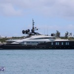 OKTO Super Yacht Bermuda, May 1 2016
