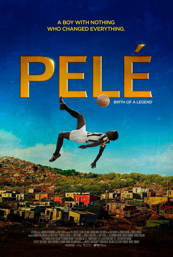 Pelé Bermuda May 23 2016