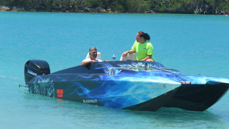 Powerboats Bermuda May 29 2016 D