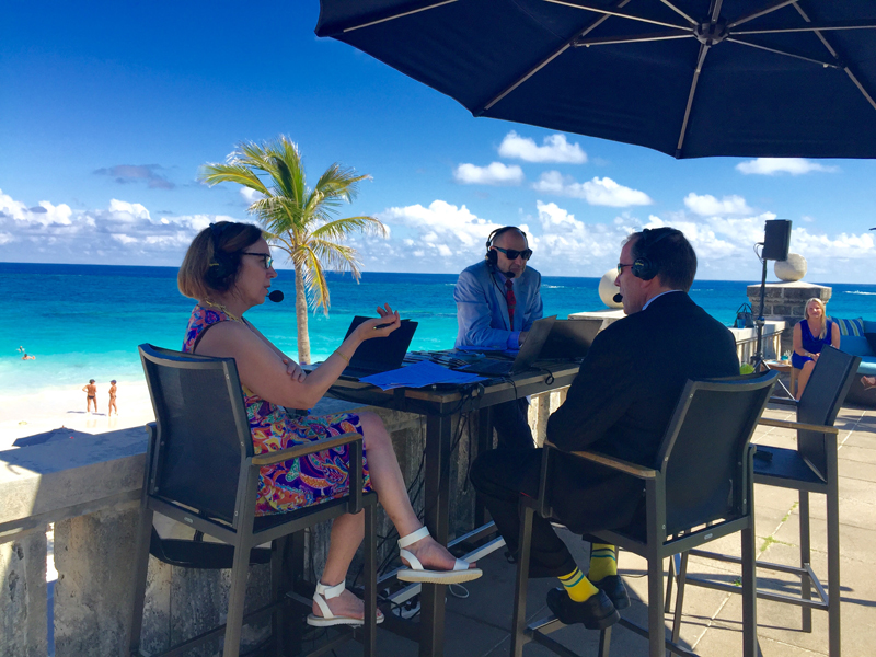 Premier Bloomberg interview Bermuda May 17 2016