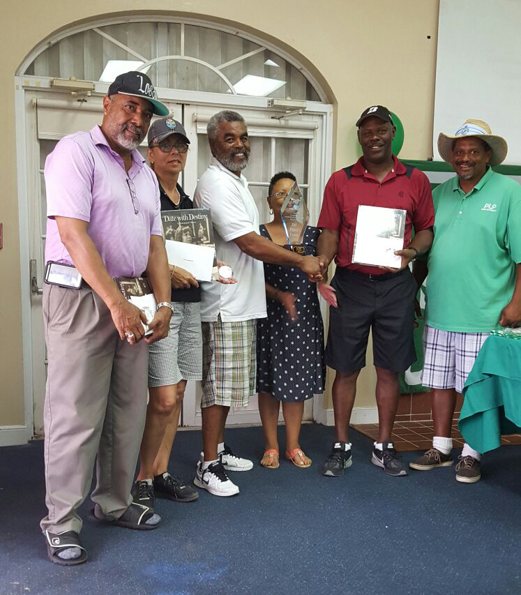 Prizes presented by Mrs. Darlene Foggo-Rogers  Bermuda May 26 2016