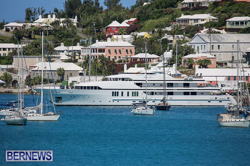 Sealyon Superyacht Bermuda, May 17 2016-1