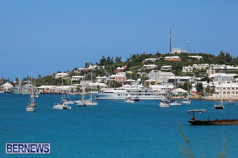 Sealyon Superyacht Bermuda, May 17 2016-2