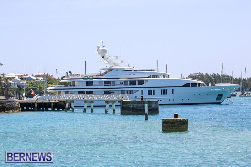Sealyon Superyacht Bermuda, May 17 2016-3