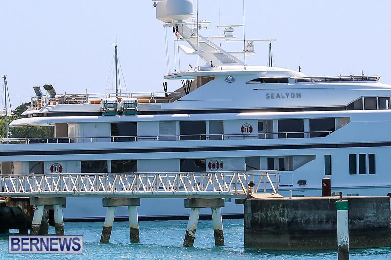 Sealyon Superyacht Bermuda, May 17 2016-4