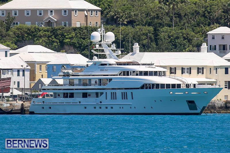 Sealyon Superyacht Bermuda, May 17 2016-5