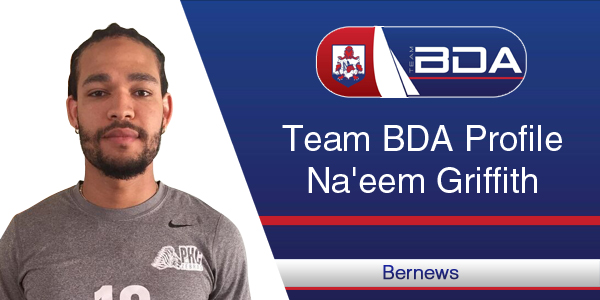 Team BDA Profile Na'eem Griffith