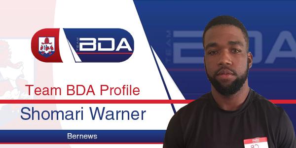 Team BDA Profile Shomari Warner