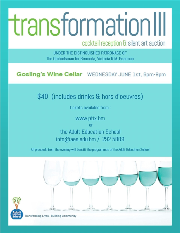 Transformations 3 Bermuda May 26 2016