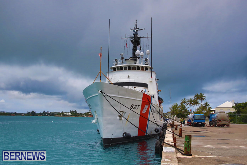 US Coast Guard boat in Bermuda May 2016 (10)