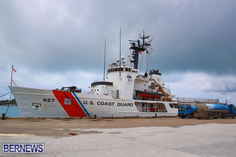 US Coast Guard boat in Bermuda May 2016 (14)