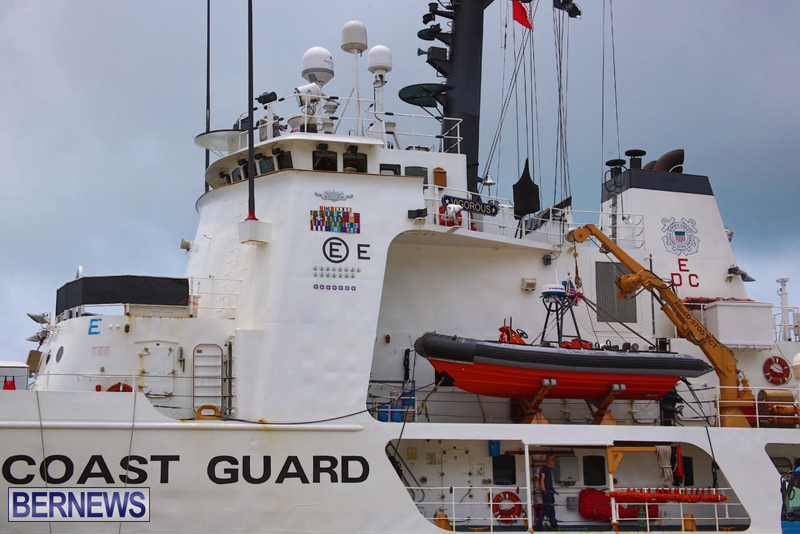 US Coast Guard boat in Bermuda May 2016 (9)