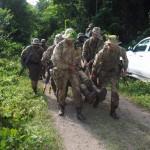 jamaica-regiment-training bermuda may 9 2016 3