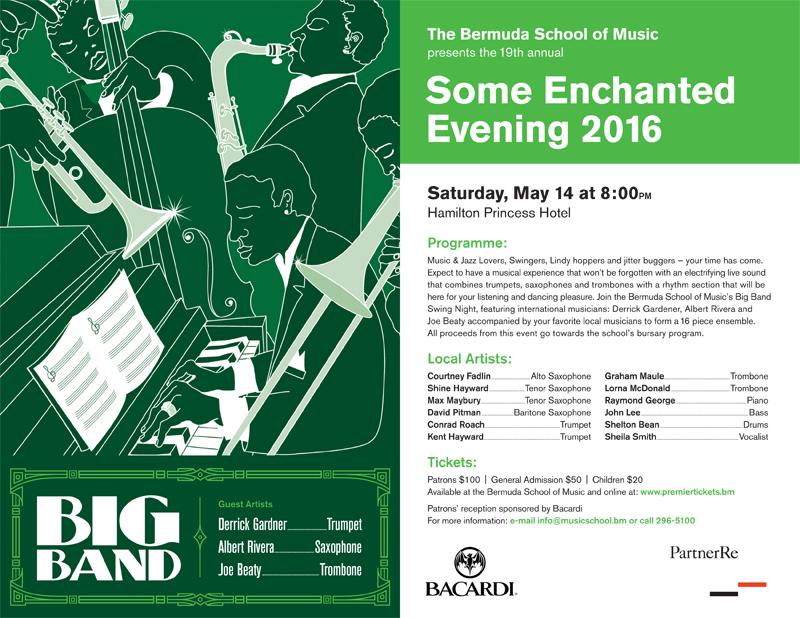 some enchanted evening bermuda May 11 2016