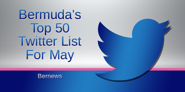 top 50 twitter 2016 May