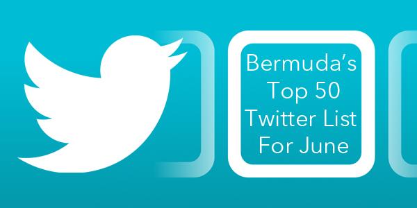 2016 June top 50 twitter