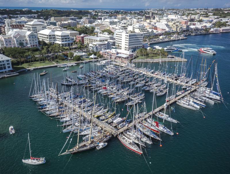 2016 Newport Bermuda Race Preview June 12 2016