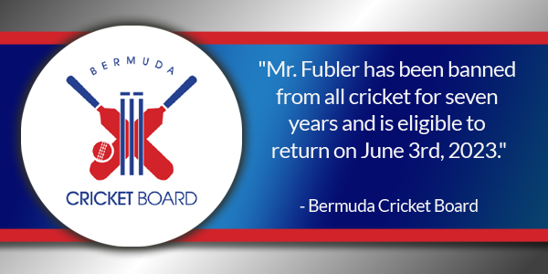 BCB Bermuda Cricket Board TC June 8 2016