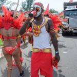 BHW Parade of Bands Bermuda Carnival GT 2016 (88)