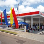 BIU Gas Station reopening June 2016 Bermuda GT (1)