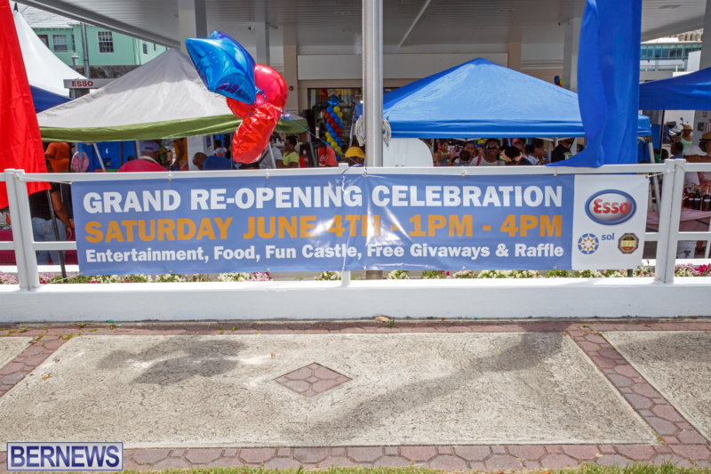 BIU-Gas-Station-reopening-June-2016-Bermuda-GT-2