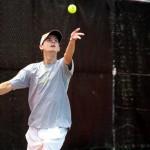 Deloitte Open Tennis Tournament  Bermuda June 16 (1)