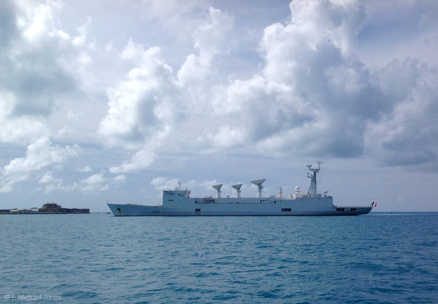 French navy in Bermuda June 2016 (1)