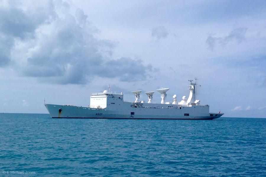 French navy in Bermuda June 2016 (2)